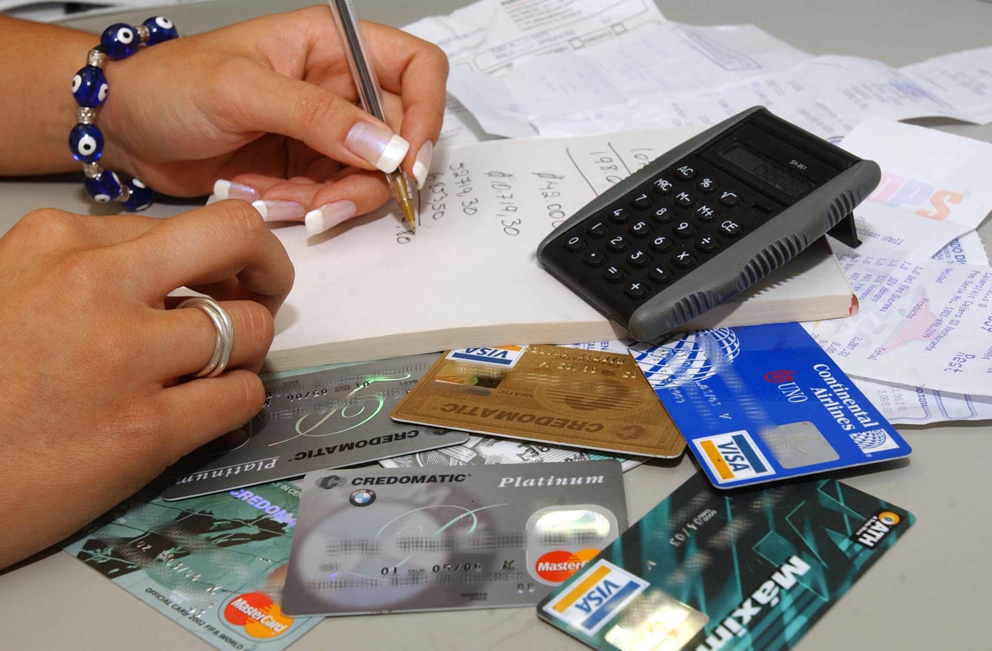 Resultado de imagen para tarjetas de credito prestamos